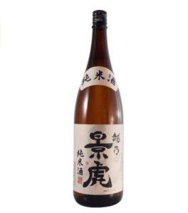 日本酒 ランキング 辛口 越乃景虎