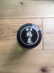 日本酒 銘柄 種類 越後鶴亀 キャップ