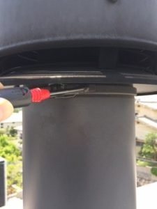 薪ストーブ 煙突掃除 方法 トップ2