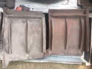 薪ストーブ 煙突掃除 方法 バッフル