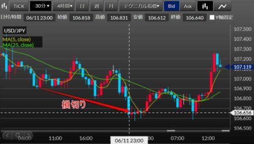 fx ドル円 2020-06-12_14h17_買い損切