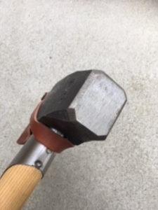 薪割り 斧 おすすめ 金槌