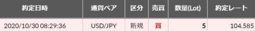 fx ドル円 ET829