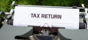 米国ETF 税金 タックスリターン